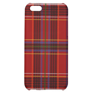 Red Tartan Texture iPhone 5C Covers