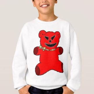 Red Teddy Sweatshirt