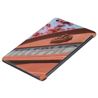 Red telephone box iPad mini retina covers