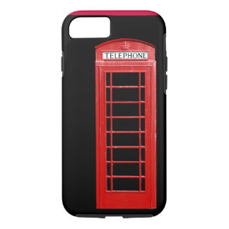 Red Telephone Box iPhone 7 case