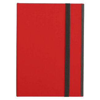 Red Template Cover For iPad Air