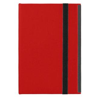 Red Template iPad Mini Case