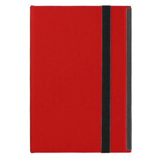 Red Template iPad Mini Cover