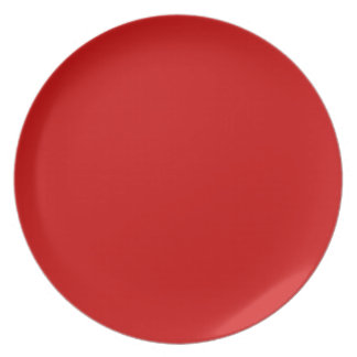 Red Template Plate