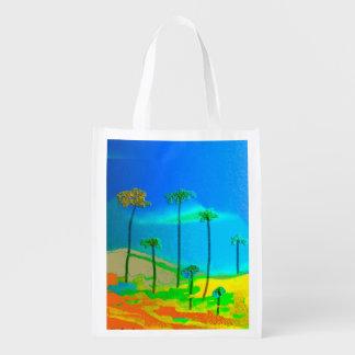 Red Terrain Grocery Bags