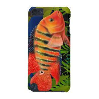 Red Terror Festae Cichlid Speck Case iPod Touch 5G Cases
