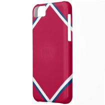 Red Tex Vibe iPhone 5 Case