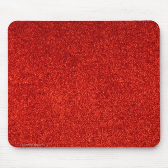 Red Texture Mouse Pad