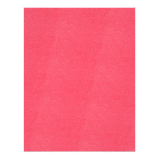 red texture scrapbook letterhead