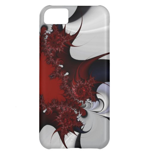 red thorn iPhone 5C covers