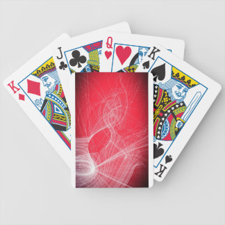 red tide bicycle playing cards