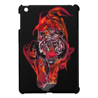 Red Tiger iPad Mini Case