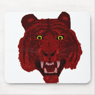 Red Tiger Mousepad