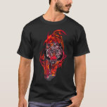 Red Tiger T-Shirt