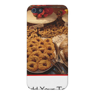 Red Tile Desserts iPhone 5 Covers