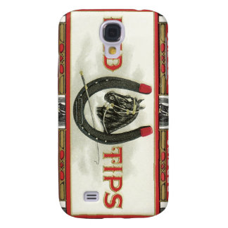 Red Tips cigars Galaxy S4 Case
