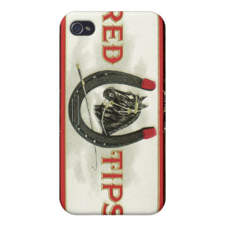 Red Tips cigars iPhone 4/4S Covers