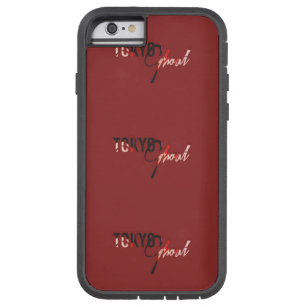 Red Tokyo Ghoul IPhone Case