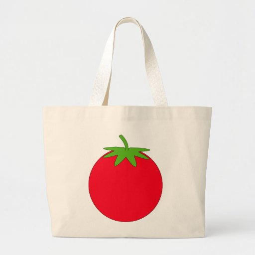 Red Tomato. Canvas Bag