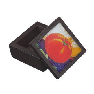 Red Tomato Gift Box Premium Jewelry Boxes