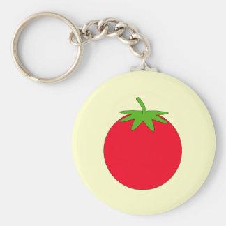 Red Tomato. Keychain