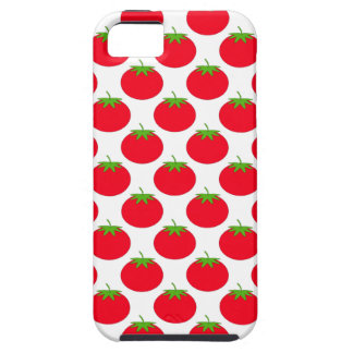 Red Tomato Pattern. iPhone SE/5/5s Case