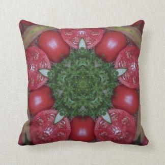 Red Tomato Pillow