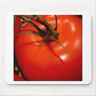 Red Tomato ripe and ready to eat, delicious Mouse Pad