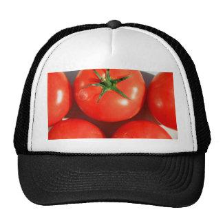 Red Tomatoes cap Trucker Hat