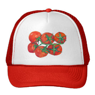 Red Tomatoes Hat