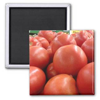 Red Tomatoes Fridge Magnets