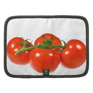 Red tomatoes planner