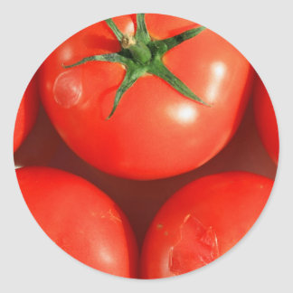Red Tomatoes stickers