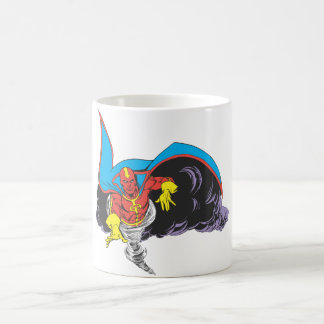 Red Tornado Emerges Coffee Mug