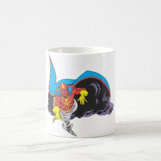 Red Tornado Emerges Classic White Coffee Mug