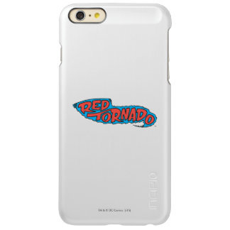 Red Tornado Logo Incipio Feather® Shine iPhone 6 Plus Case