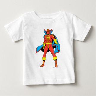Red Tornado Pose Baby T-Shirt
