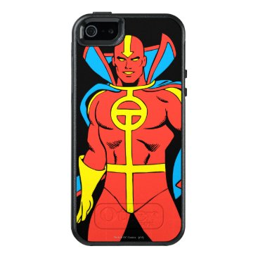 Red Tornado Pose OtterBox iPhone 5/5s/SE Case