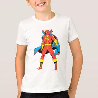 Red Tornado Pose T-Shirt