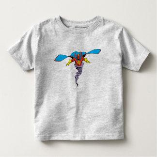 Red Tornado Twister Toddler T-shirt
