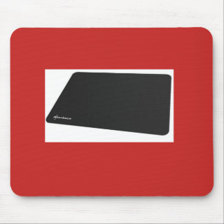 Red touch mouse pad
