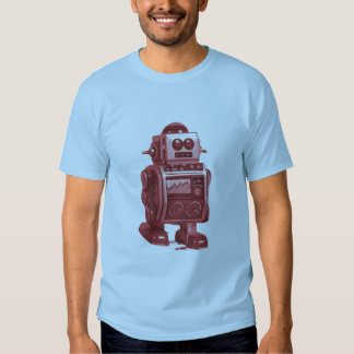 Red Toy Robot Tee - Original!