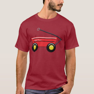 Red Toy Wagon T-Shirt