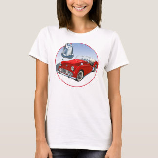 Red TR3 T-Shirt