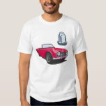 Red TR4 T Shirt