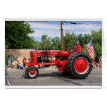 Red Tractor Cards