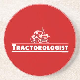 Red Tractor, Tractorologist Coaster