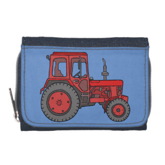 Red Tractor Wallets