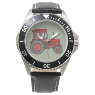 Red Tractor Wristwatches