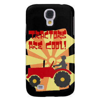 Red Tractors are Cool iPhone Case